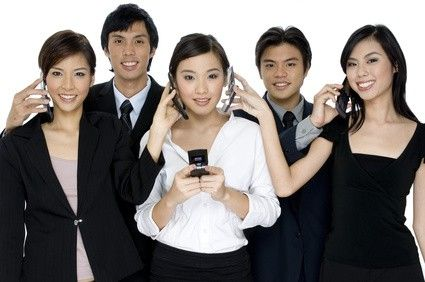 Sales Personalities with TelephoneLists