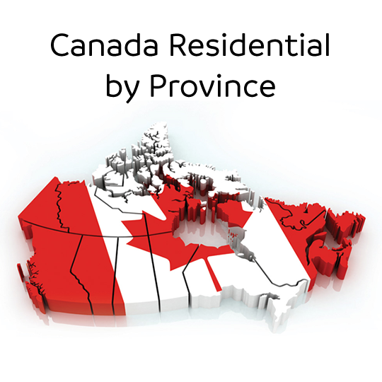 Canada Residential Telemarketing List by Province