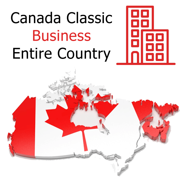 Canada Business Telemarketing List