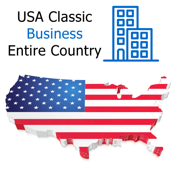 USA Business Telemarketing List