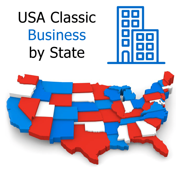 USA Business Telemarketing List by State