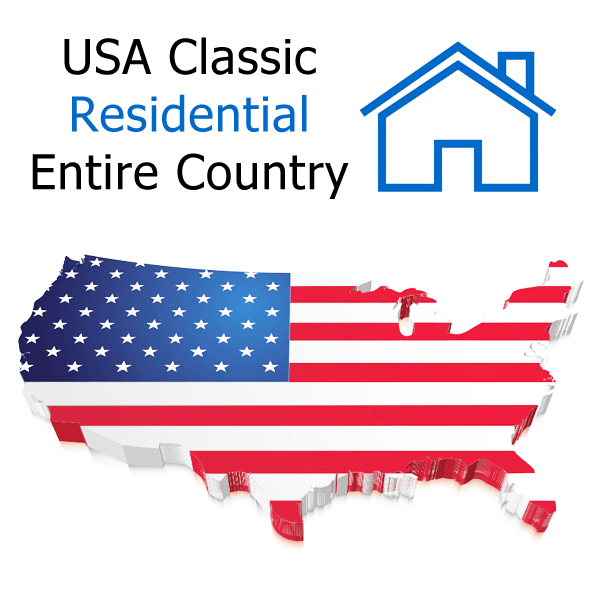 USA Residential Telemarketing List