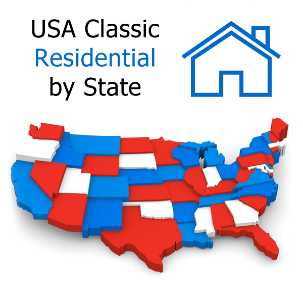 USA Residential Telemarketing List by State