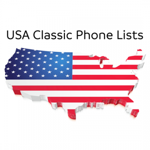 Buy US Classic Phone Lists